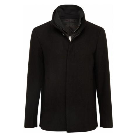 Matinique Płaszcz przejściowy 'Harvey' czarny