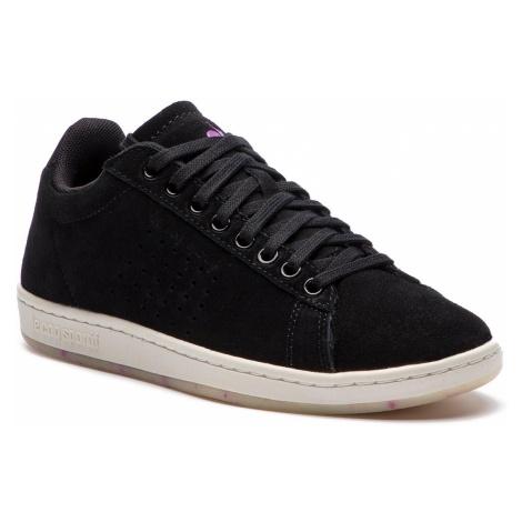 Sneakersy LE COQ SPORTIF - Courtset W Bold 1820229 Black/Meadow Mauve