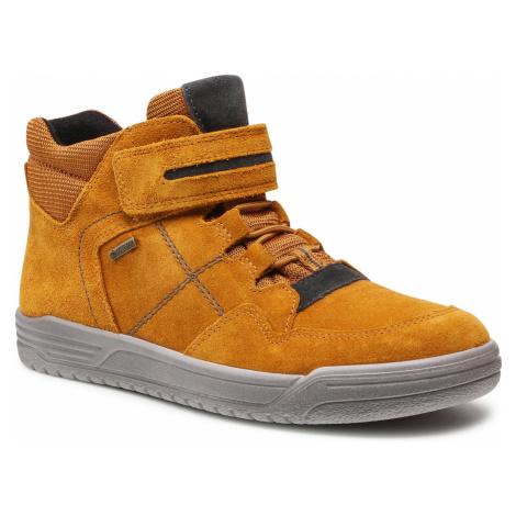 Sneakersy SUPERFIT - GORE-TEX 1-009059-6000 D Gelb/Grau