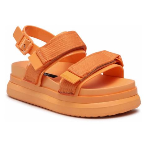 Melissa Sandały Cosmic Sandal II + Nk 33284 Pomarańczowy