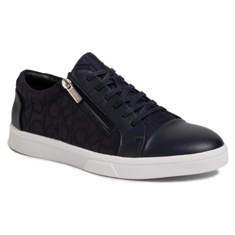 Sneakersy CALVIN KLEIN - Ibrahim F0875 Dark Navy