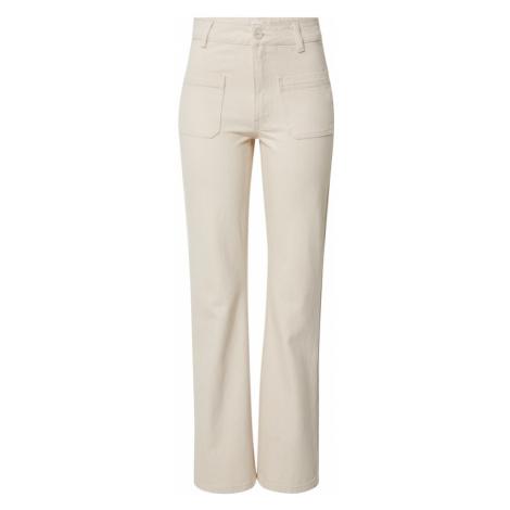 OBJECT Spodnie biały / kremowy