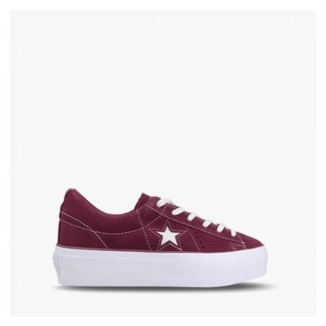 Buty damskie sneakersy Converse One Star Platform OX 563488C