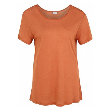 Pieces Maternity Koszulka 'SORAYA' pomarańczowy