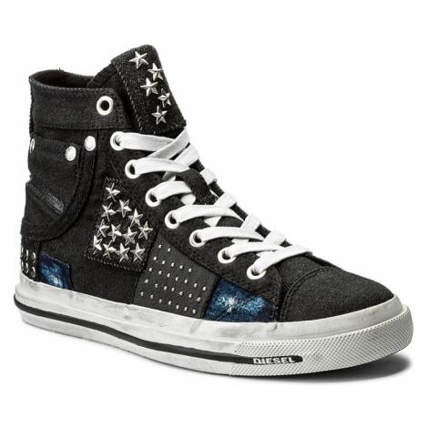 Sneakersy DIESEL - Exposure IV W Y00638 P1434 T8013 Black