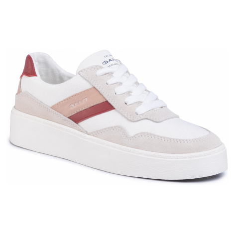 Sneakersy GANT - Lagalilly 20538505 Off Wht/Blo. Orange