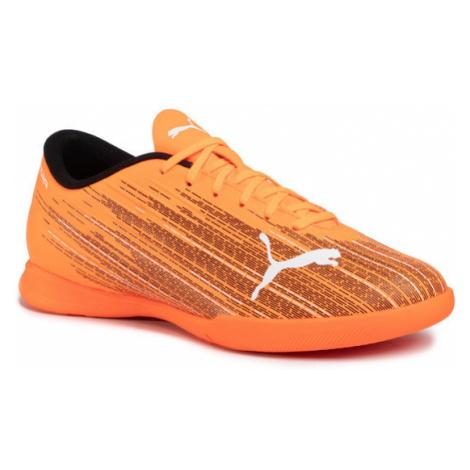 Puma Buty Ultra 4.1 It 106096 01 Pomarańczowy