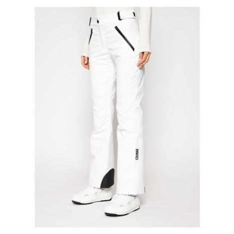 Colmar Spodnie narciarskie Sapporo-Rec 0453 1VC Biały Slim Fit