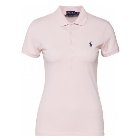 POLO RALPH LAUREN Koszulka 'JULIE' różowy pudrowy