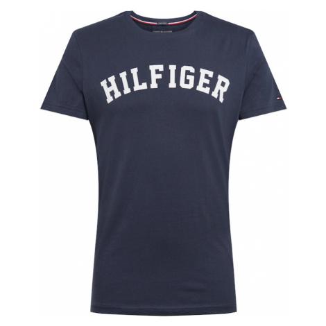 Tommy Hilfiger Underwear Koszulka granatowy / biały
