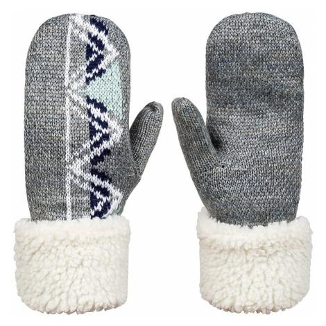 rękawiczki Roxy Lizzie Mittens - SJEH/Heather Gray