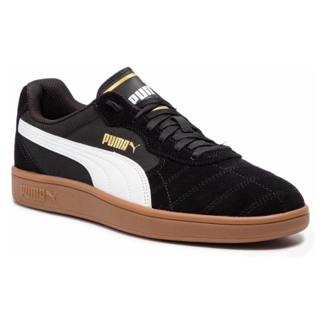 Sneakersy PUMA - Astro Kick 369115 06 Black/White/Puma Team Gold