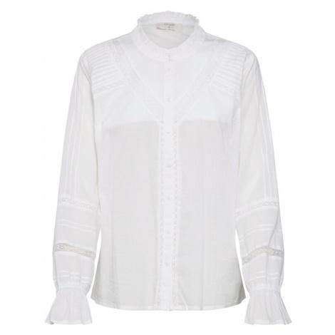 Cream Bluzka 'Manna' biały