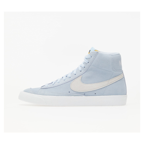 Nike Blazer Mid '77 Suede Hydrogen Blue/ White-White