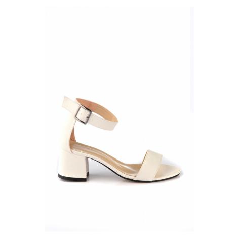 Trendyol White Women Classic Heels