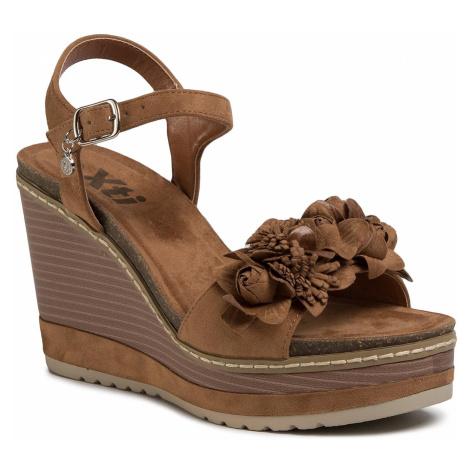 Sandały XTI - 49715 Camel