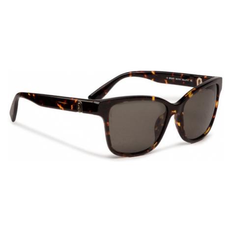 Furla Okulary przeciwsłoneczne Sunglasses Sfu470 WD00014-A-0116-AN000-4-401-20-CN-D Brązowy