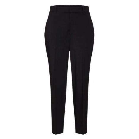 POLO RALPH LAUREN Spodnie w kant czarny
