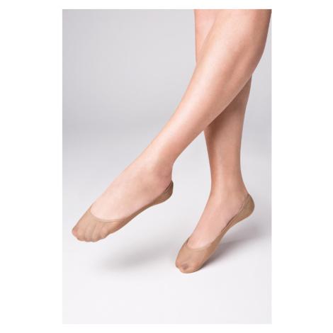Nylonowe stopki do balerinek Gabriella