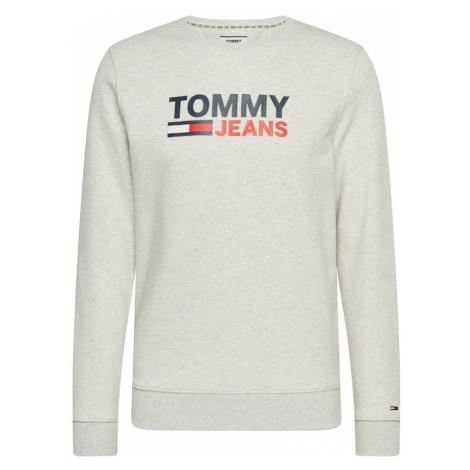 Tommy Jeans Bluzka sportowa jasnoszary Tommy Hilfiger