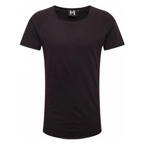 Hailys Men Koszulka 'Theo' czarny