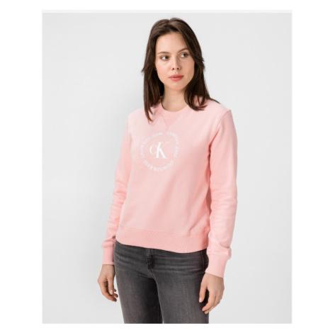Calvin Klein Bluza Różowy