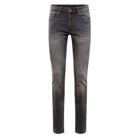 Pepe Jeans Jeansy 'Finsbury' ciemnoszary