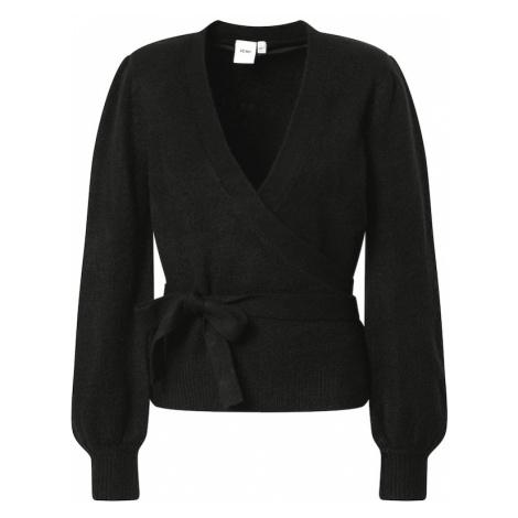 ICHI Sweter czarny