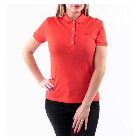 Koszulka polo damska Lacoste Piqué PF5462-4BY