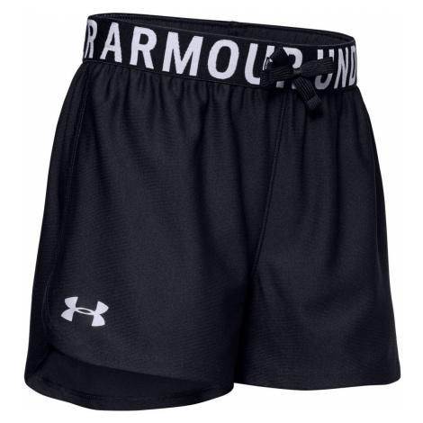 Spodenki Under Armour Play Up Solid Shorts-BLK