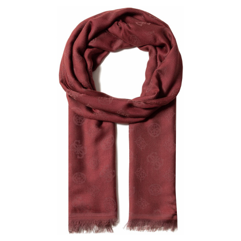 Szal GUESS - Ninnette Scarves AW8533 WOL03 MER