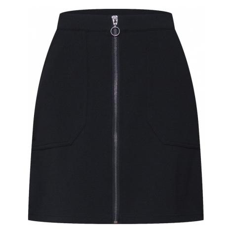 OBJECT Spódnica 'RAY' czarny