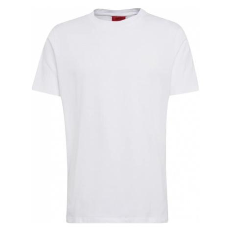 HUGO Koszulka 'Durned-U3 10201206 01' biały Hugo Boss