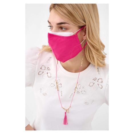 Maska ochronna z łańcuszkiem Orsay