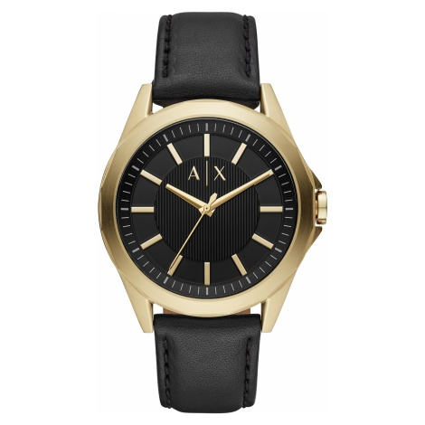 Zegarek ARMANI EXCHANGE - Drexler AX2636 Black/Gold