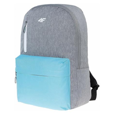 plecak 4F H4L18-PCU008 - 27M/Cold Light Gray Melange