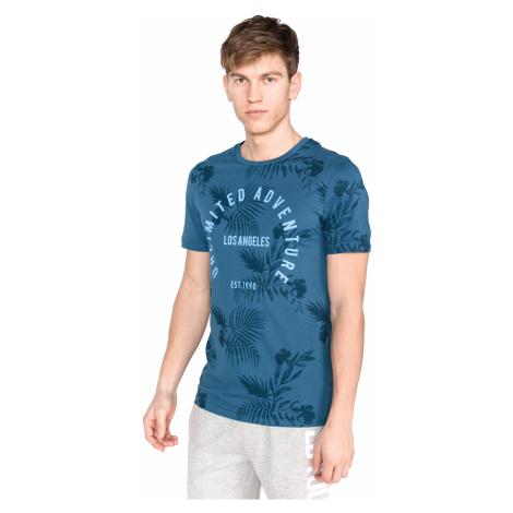 Jack & Jones Fun Koszulka Niebieski