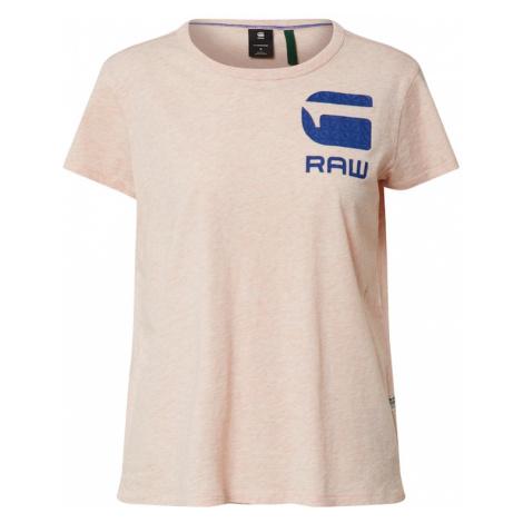 G-Star RAW Koszulka 'Gyre' różowy