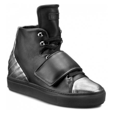 Pinko Sneakersy Girasole 1H208B Y2KY Czarny
