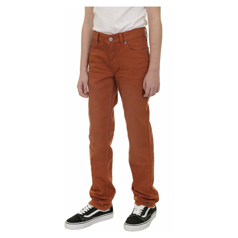 jeansy DC Slim Colour - CQE0/Ginger Bread