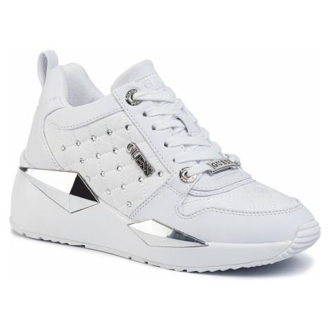 Sneakersy GUESS - Tallya FL5TAL ELE12 WHITE