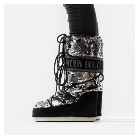 Buty damskie Moon Boot Classic Disco 14025200 001
