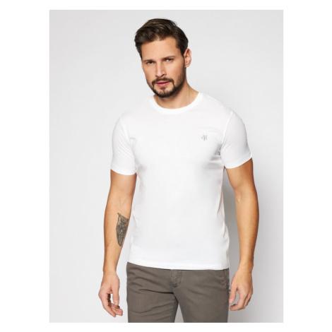 Marc O'Polo T-Shirt B21 2220 51068 Biały Shaped Fit