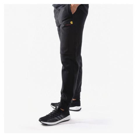 Spodnie męskie Carhartt WIP American Script Jogging Pant I027042 Black