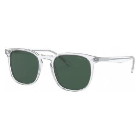 VOGUE Eyewear Okulary przeciwsłoneczne 'VO5328S W74571' czarny / przezroczysty