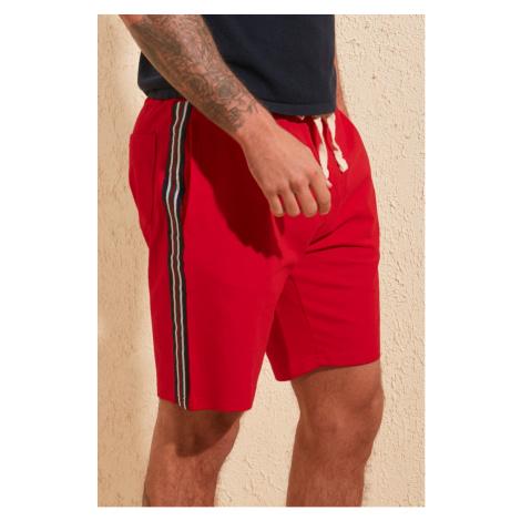 Trendyol Red Men's Shorts & Bermuda