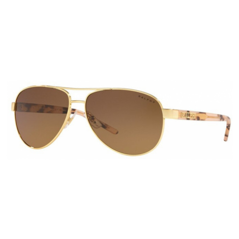 RALPH LAUREN Okulary przeciwsłoneczne złoty
