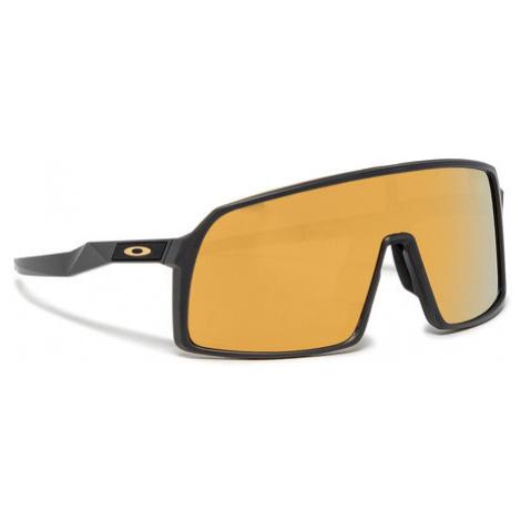 Oakley Okulary przeciwsłoneczne Sutro 0OO9406-0537 Zielony