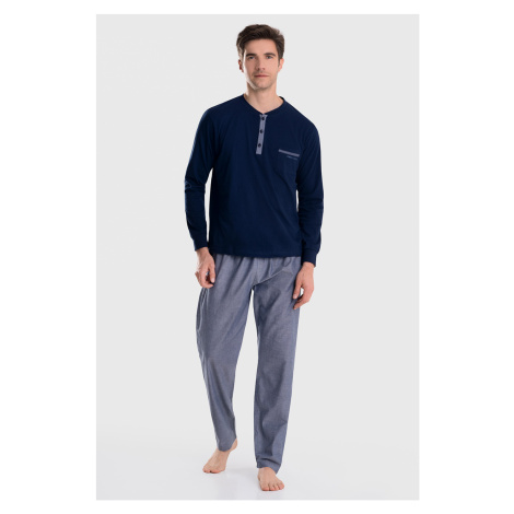 Niebieska piżama Dylan