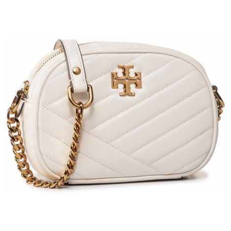 Torebka TORY BURCH - Kira Chevron Camera Bag 60227 New Ivory 104